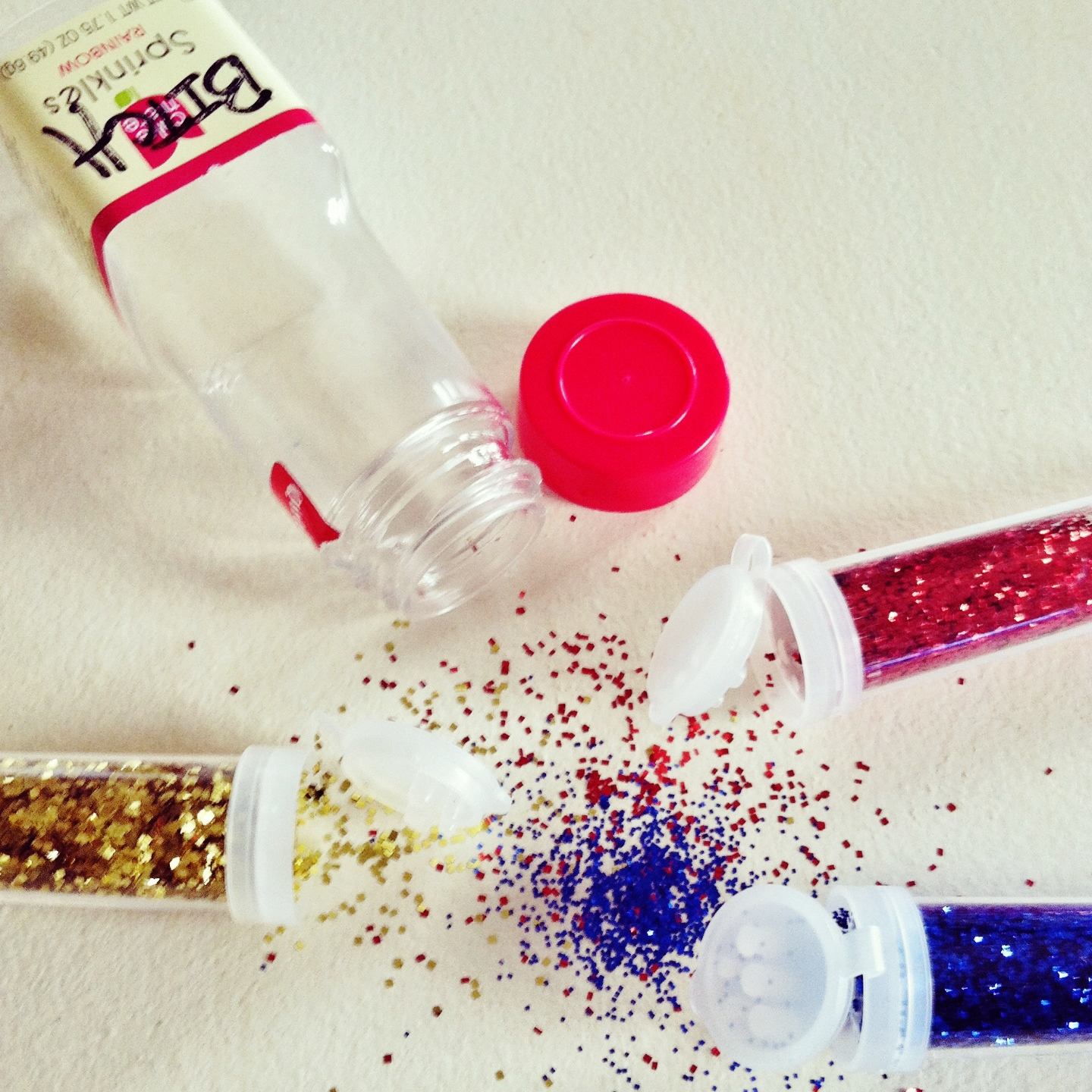 Bitch Sprinkles and Glitter Bombs