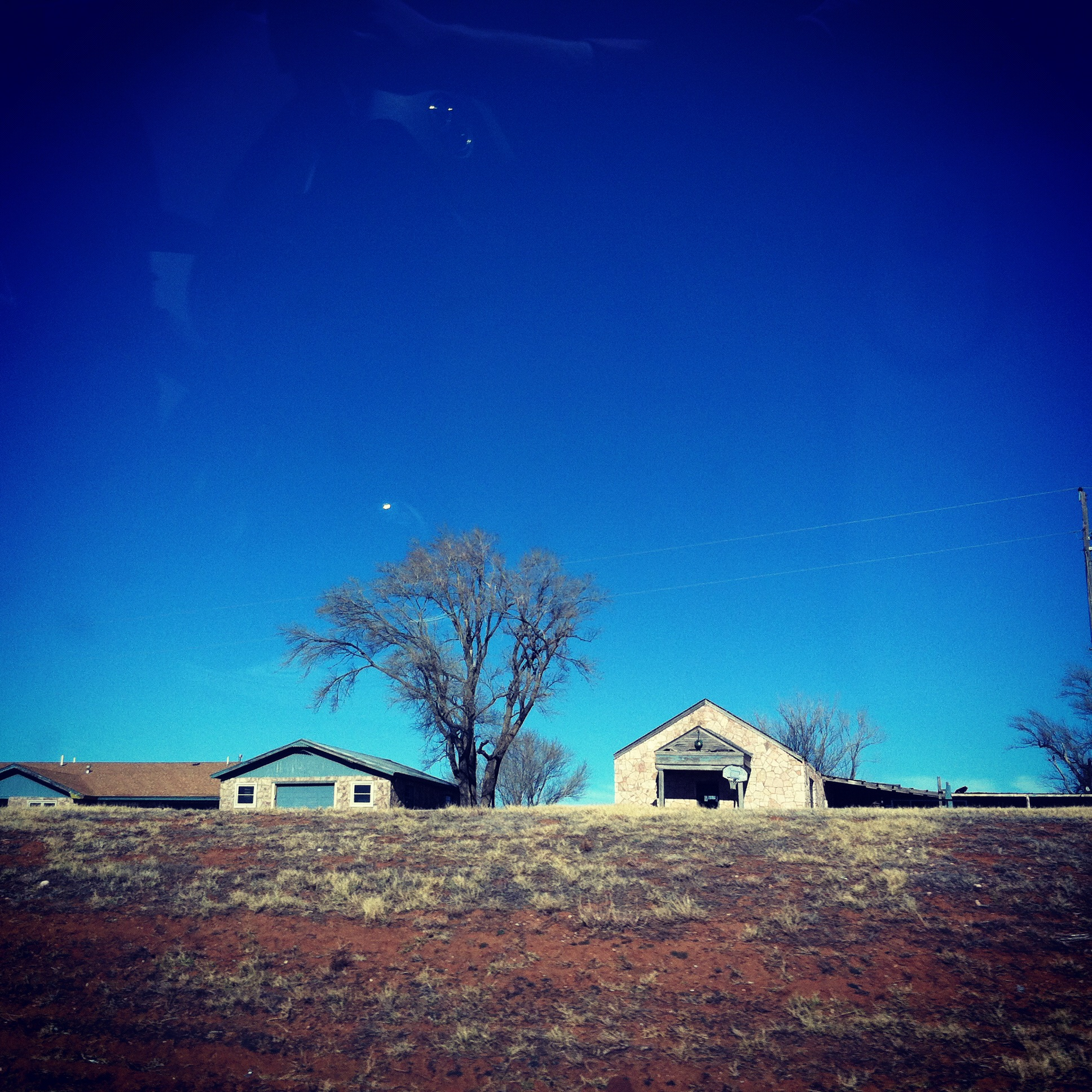 One of a bazillion abandoned farms just outside of OK.