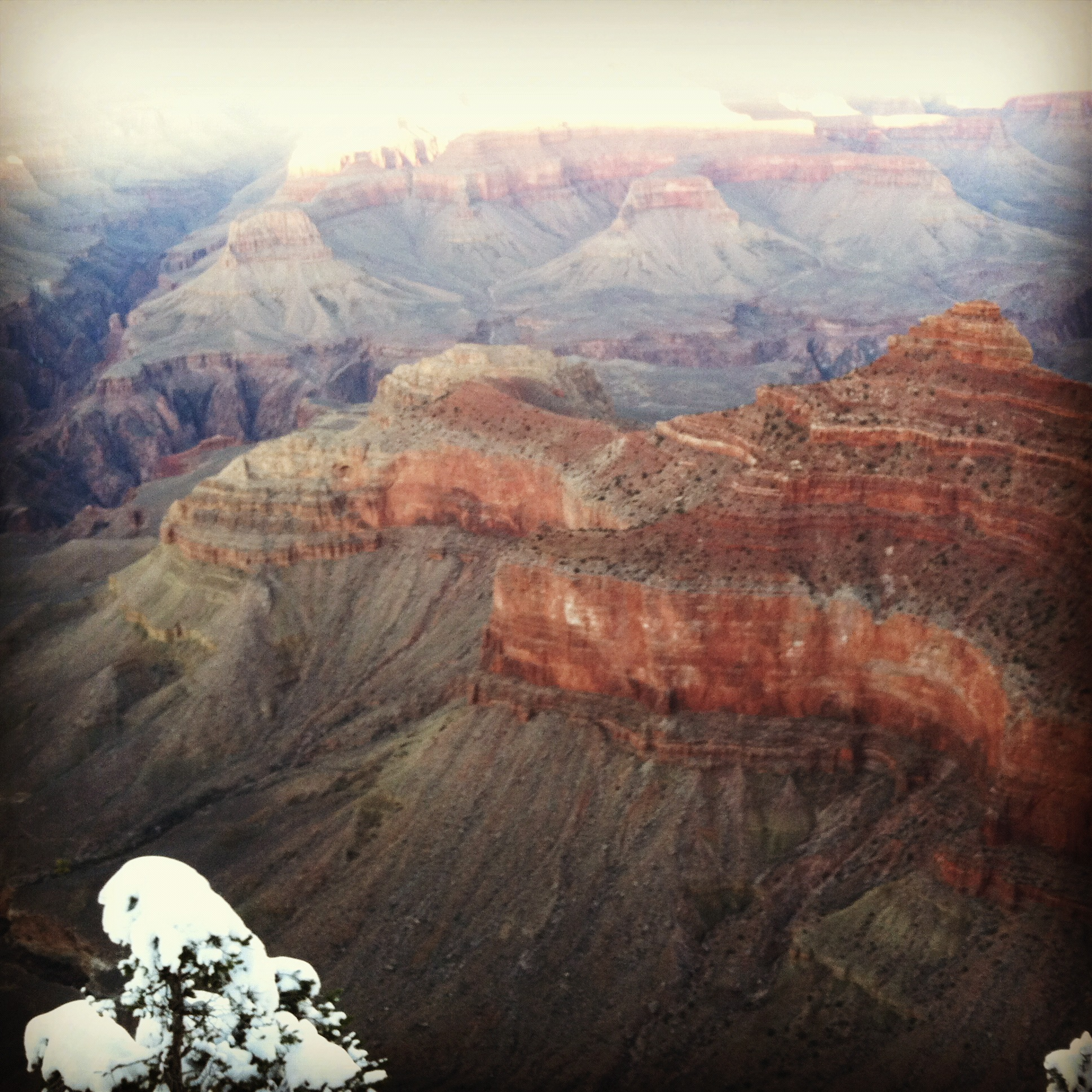 The Grand Canyon is most definitely grand.