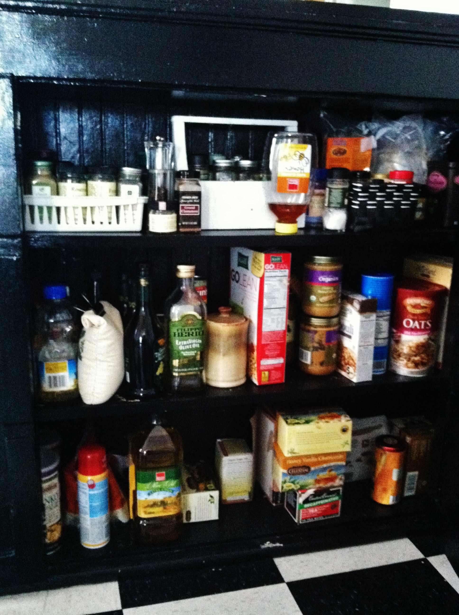 Clean out that pantry!