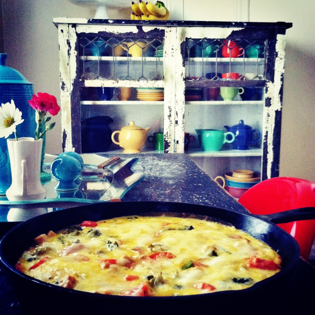 Operation Frittata is a success!