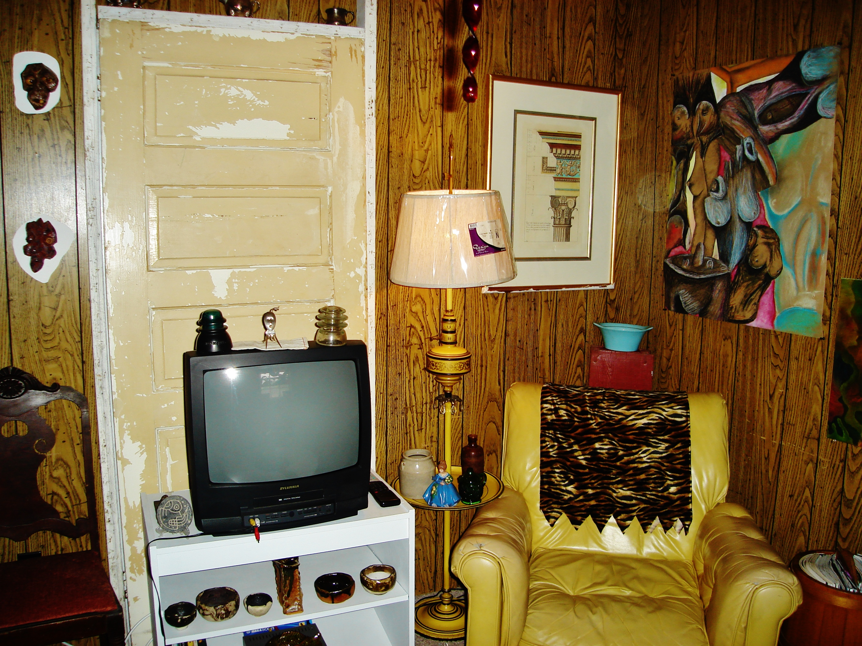 The Lair of the Undergraduate, 2006.